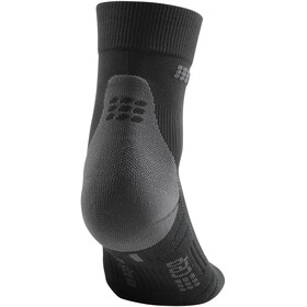 cep Short Socks 3.0 Uomo, black/dark grey